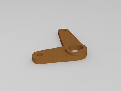 打印密码锁-3d打印模型