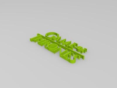 权利的游戏-3d打印模型