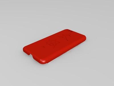 小米NOTE3精修版-3d打印模型
