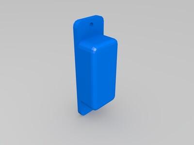 压线盒-3d打印模型