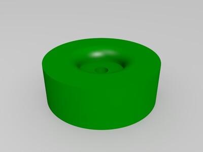 轮子-3d打印模型