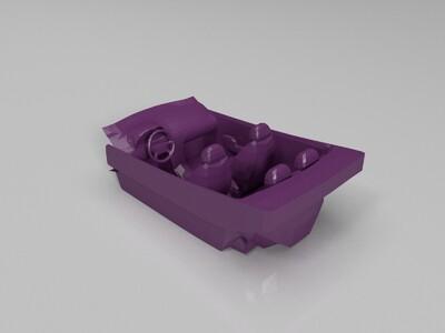 标志车-3d打印模型