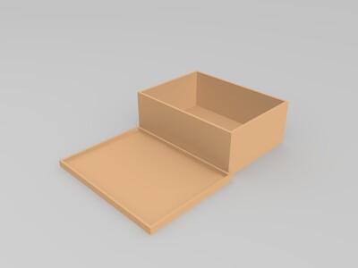 电焊海绵盒-3d打印模型