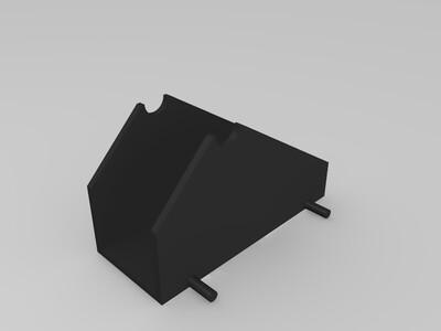 大炮-3d打印模型