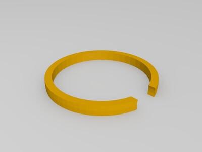 榫卯结构宝可梦精灵球-3d打印模型