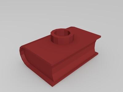 A4故事燈-3d打印模型