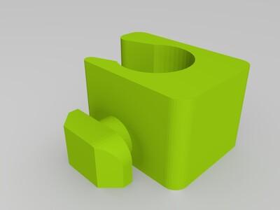 限位件、理线件-3d打印模型