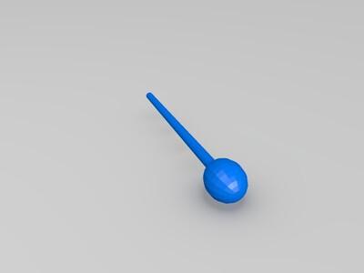 唱歌的木鱼-3d打印模型