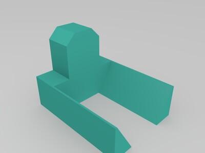 变形金刚 泰坦归来杯子 配件包-3d打印模型