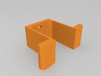 Otto 车轮版模型-3d打印模型