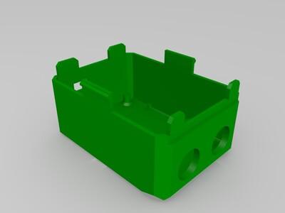 Otto 履带机器人-3d打印模型