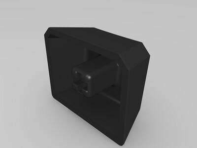 键盘键帽 R4 1.25X-3d打印模型