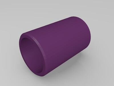 塑料干锅-3d打印模型