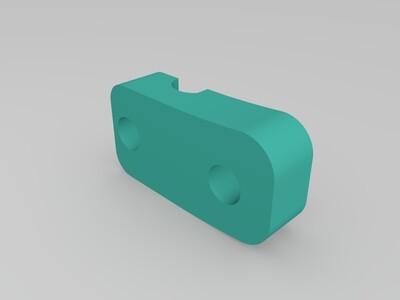 航模遥控器支架-3d打印模型