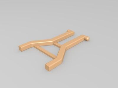 1/18折叠桌-3d打印模型