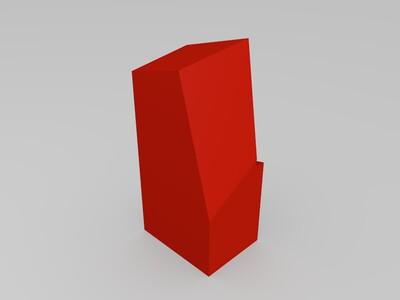 车刀教学模型-3d打印模型