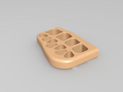 指虎-3d打印模型