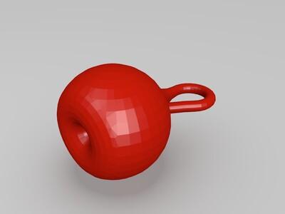 克莱因瓶-3d打印模型