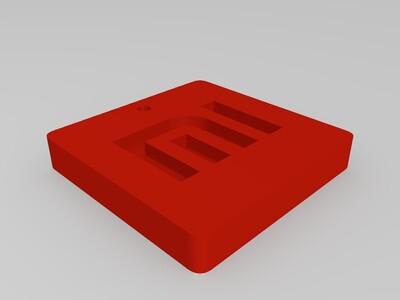 小米Logo-3d打印模型