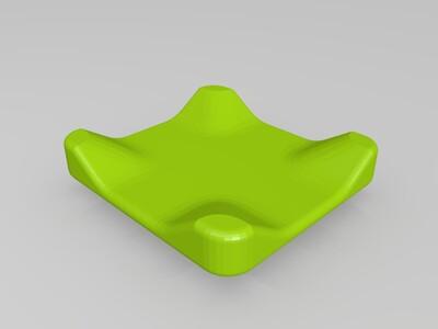 手持风扇-3d打印模型