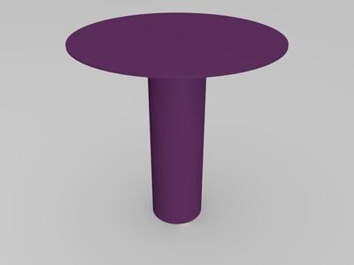 卫生纸卷盒-3d打印模型