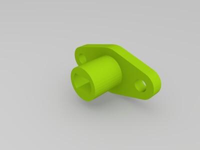 tt马达连接-3d打印模型