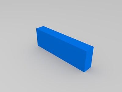 45合1标准螺丝批头收纳盒-3d打印模型