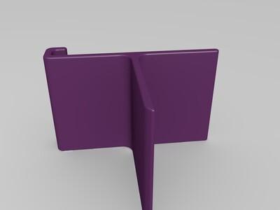 米粉专属手机支架-3d打印模型