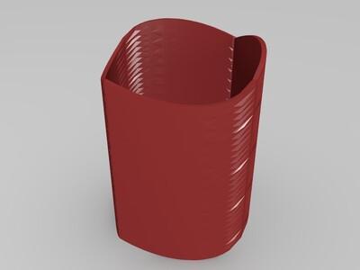 歧义圆筒-3d打印模型