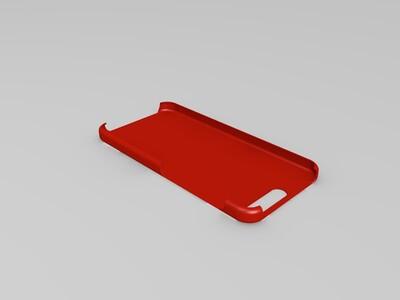 华为荣耀9手机壳-3d打印模型