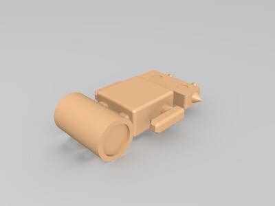 家庭机器人-3d打印模型