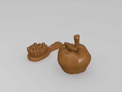 罗西臭鼬-3d打印模型