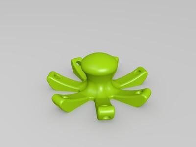 乌索普的武器-兜-3d打印模型