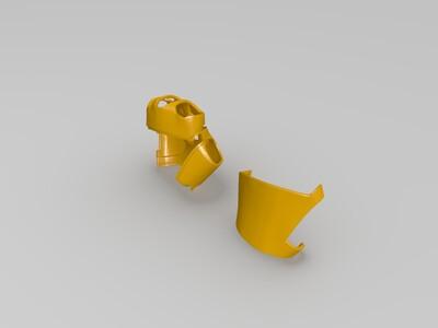 钢铁侠掌心炮-3d打印模型