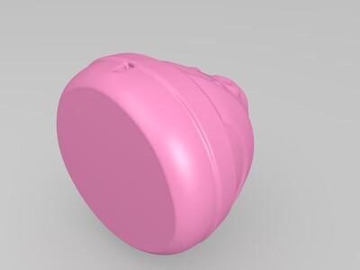 端午节粽子玩偶-3d打印模型