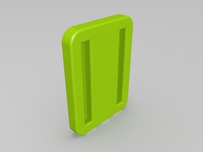 摩天轮-3d打印模型
