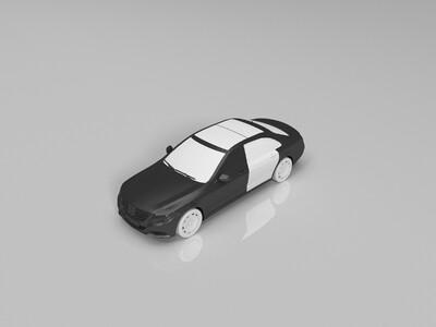 汽车..-3d打印模型