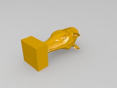 马头模型-3d打印模型