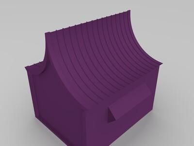 信箱-3d打印模型