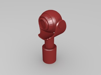 摄像头-3d打印模型