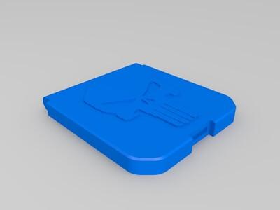 个性钱包-3d打印模型