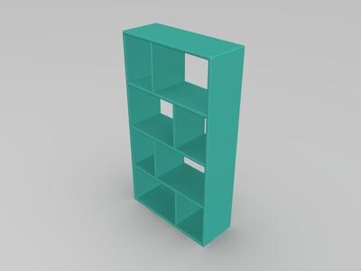置物架-3d打印模型