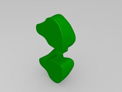 w耳机-3d打印模型
