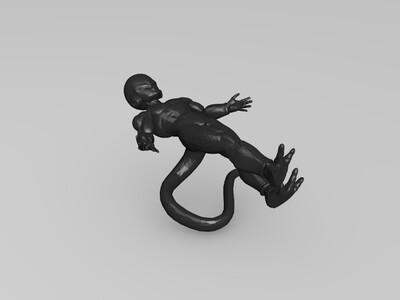 佛利萨-3d打印模型