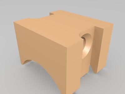 Ultimaker UM 十字座 LM6LUU STL-3d打印模型