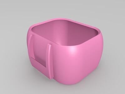 花盆2-3d打印模型