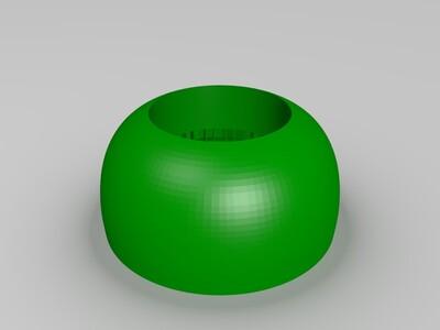 喷气式发动机-3d打印模型
