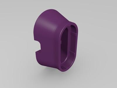 小米对讲机底座-3d打印模型