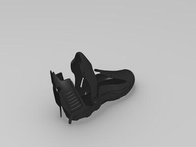 炫酷跑鞋-3d打印模型