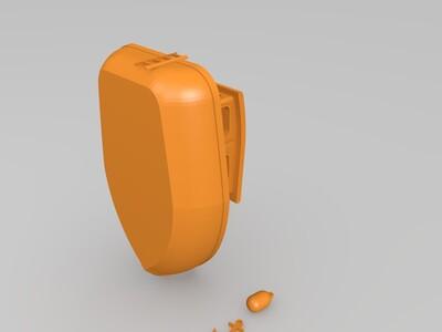 mini小船-3d打印模型
